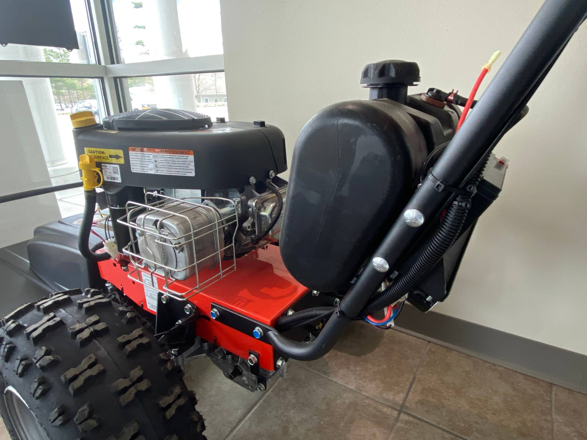 DR Power Equipment 14.5 HP PRO 26 Field and Brush Mower in Barre, Massachusetts - Photo 4
