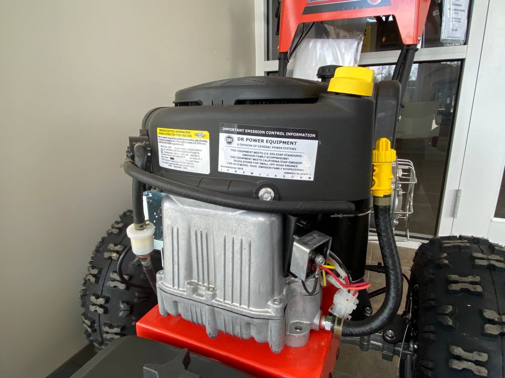 DR Power Equipment 14.5 HP PRO 26 Field and Brush Mower in Barre, Massachusetts - Photo 7