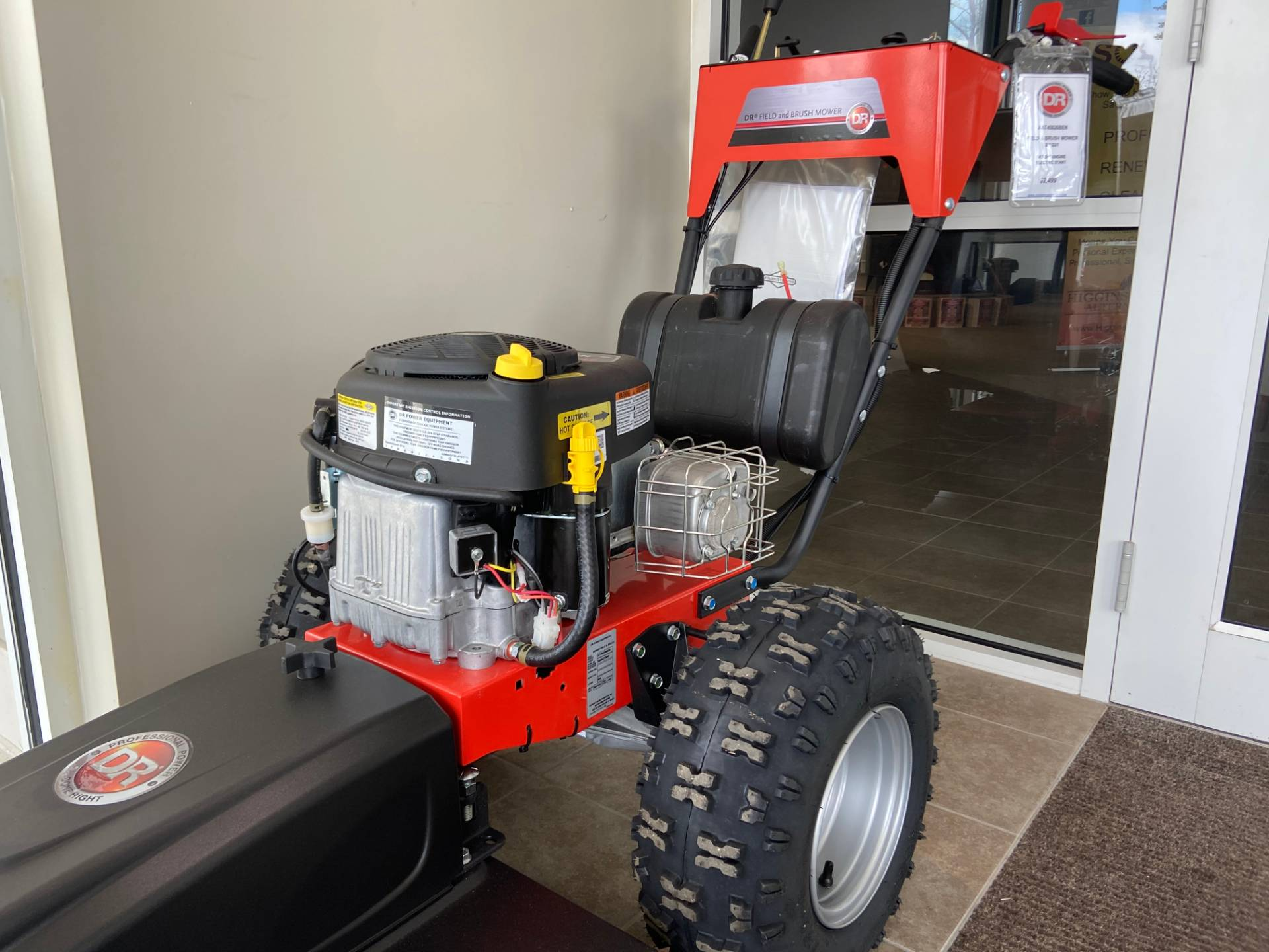 DR Power Equipment 14.5 HP PRO 26 Field and Brush Mower in Barre, Massachusetts - Photo 11