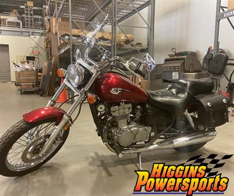 2009 Kawasaki Vulcan® 500 LTD in Barre, Massachusetts - Photo 1