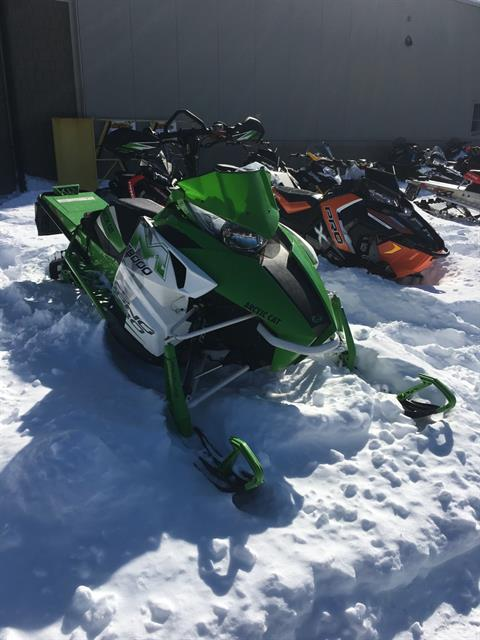2014 Arctic Cat M 8000 in Barre, Massachusetts