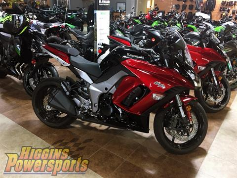 2011 Kawasaki Ninja® 1000 in Barre, Massachusetts
