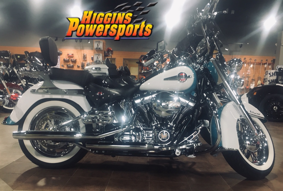 2016 Harley-Davidson Heritage Softail® Classic in Barre, Massachusetts