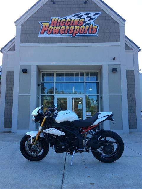 2013 Triumph Speed Triple R in Barre, Massachusetts