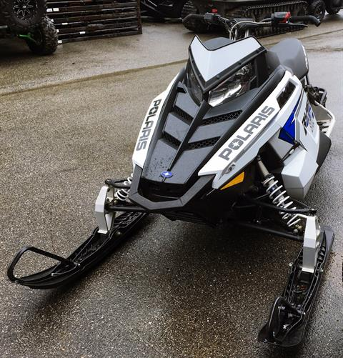 2012 Polaris 600 Rush ES in Barre, Massachusetts
