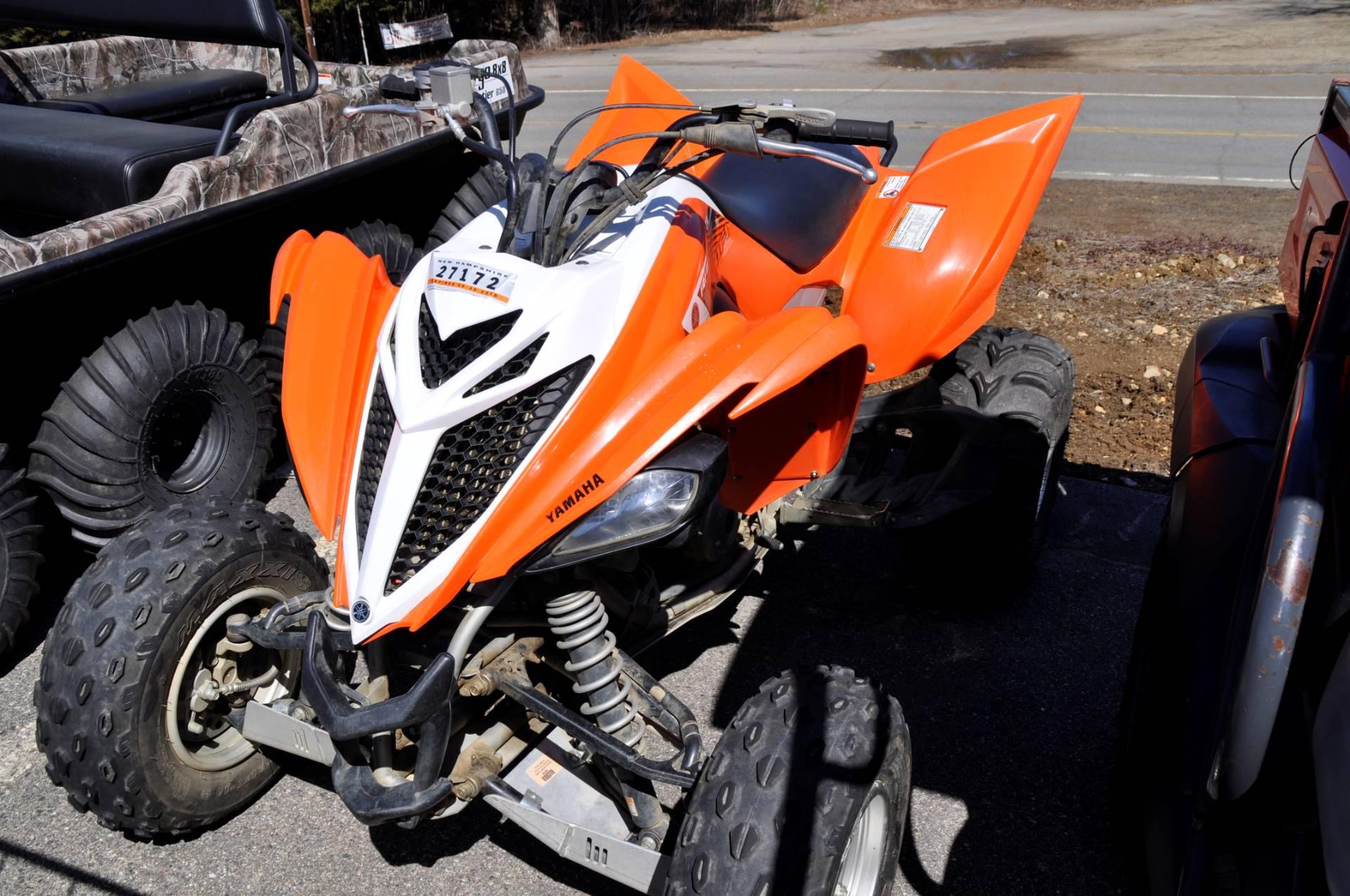2014 Yamaha Raptor 700 for sale 144235