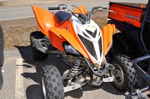 2014 Yamaha Raptor 700 in Barre, Massachusetts