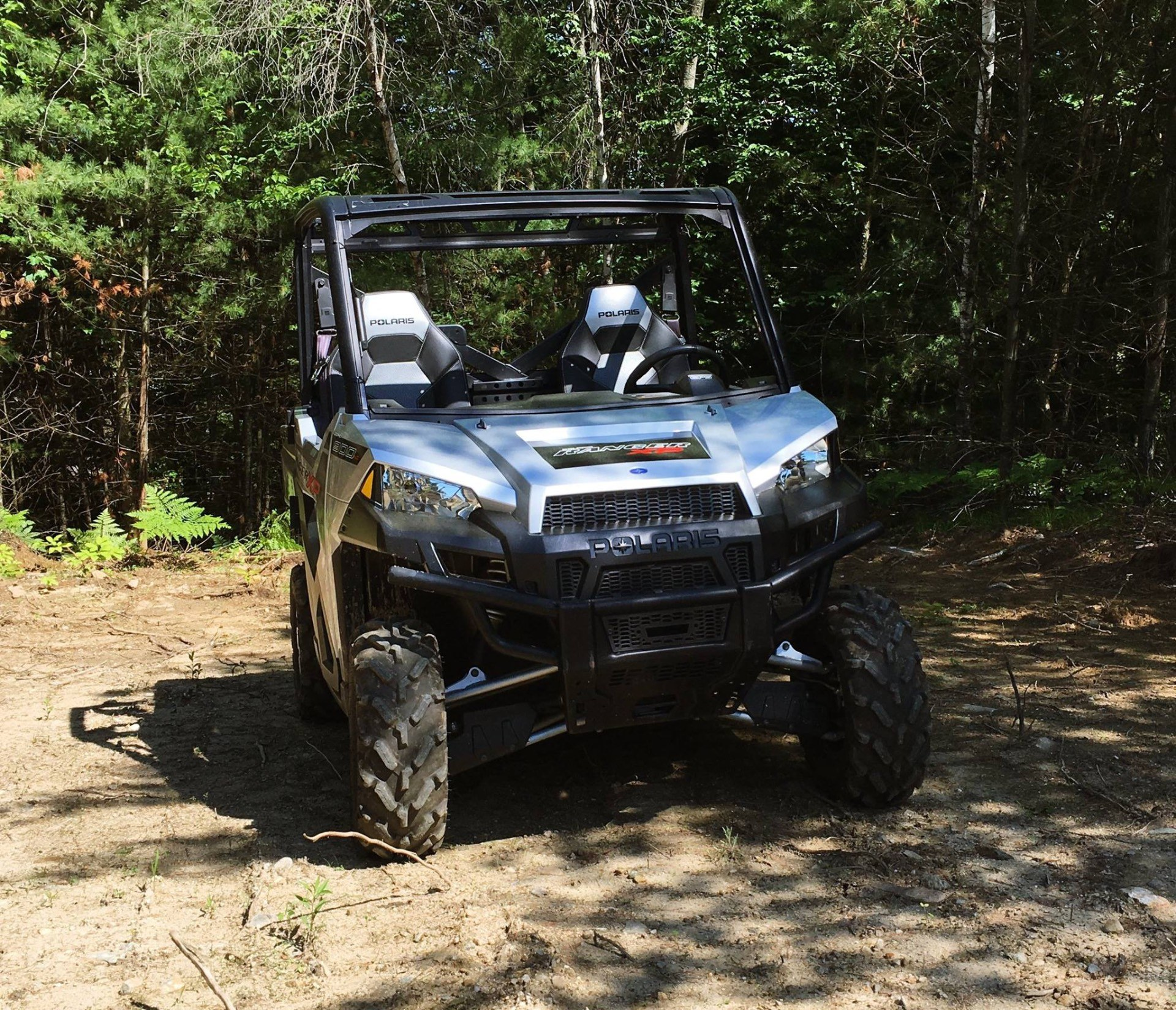2015 Polaris Ranger XP® 900 EPS in Barre, Massachusetts
