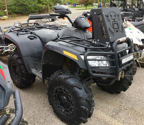 2015 Arctic Cat MudPro™ 700 Limited EPS in Barre, Massachusetts