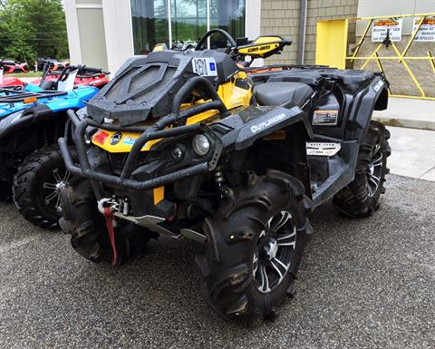 2014 Can-Am XMR 1000 in Barre, Massachusetts