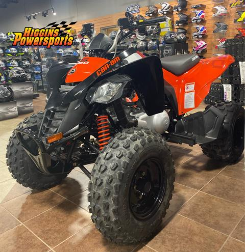 2020 Can-Am DS 250 in Barre, Massachusetts - Photo 1