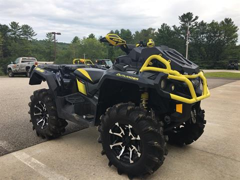 2018 Can-Am Outlander X mr 1000R in Barre, Massachusetts