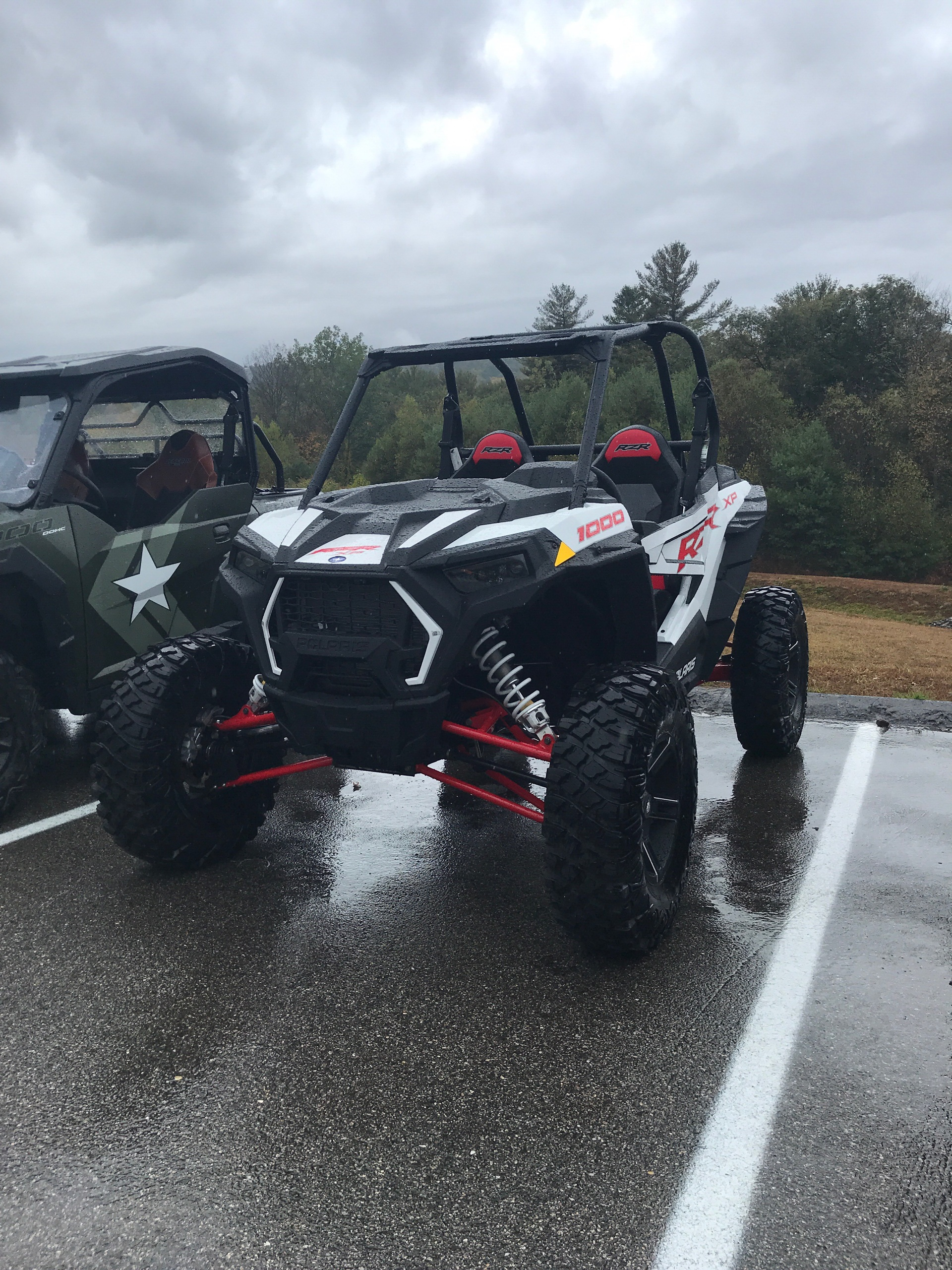 2020 Polaris RZR XP 1000 in Barre, Massachusetts - Photo 1