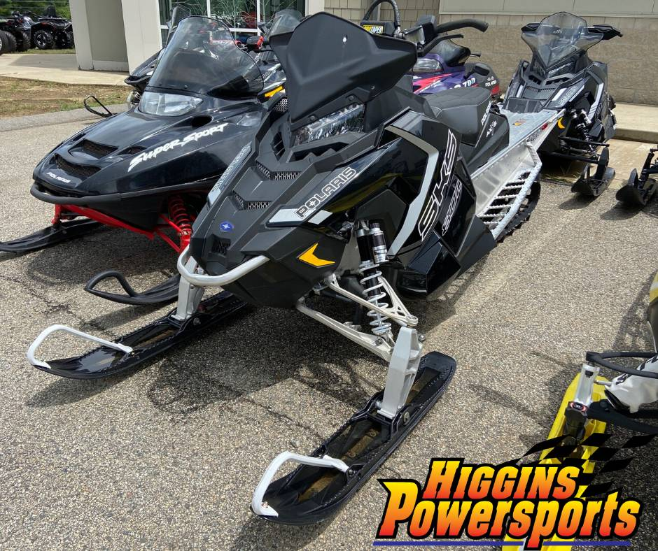 2018 Polaris 800 SKS 146 ES in Barre, Massachusetts - Photo 1