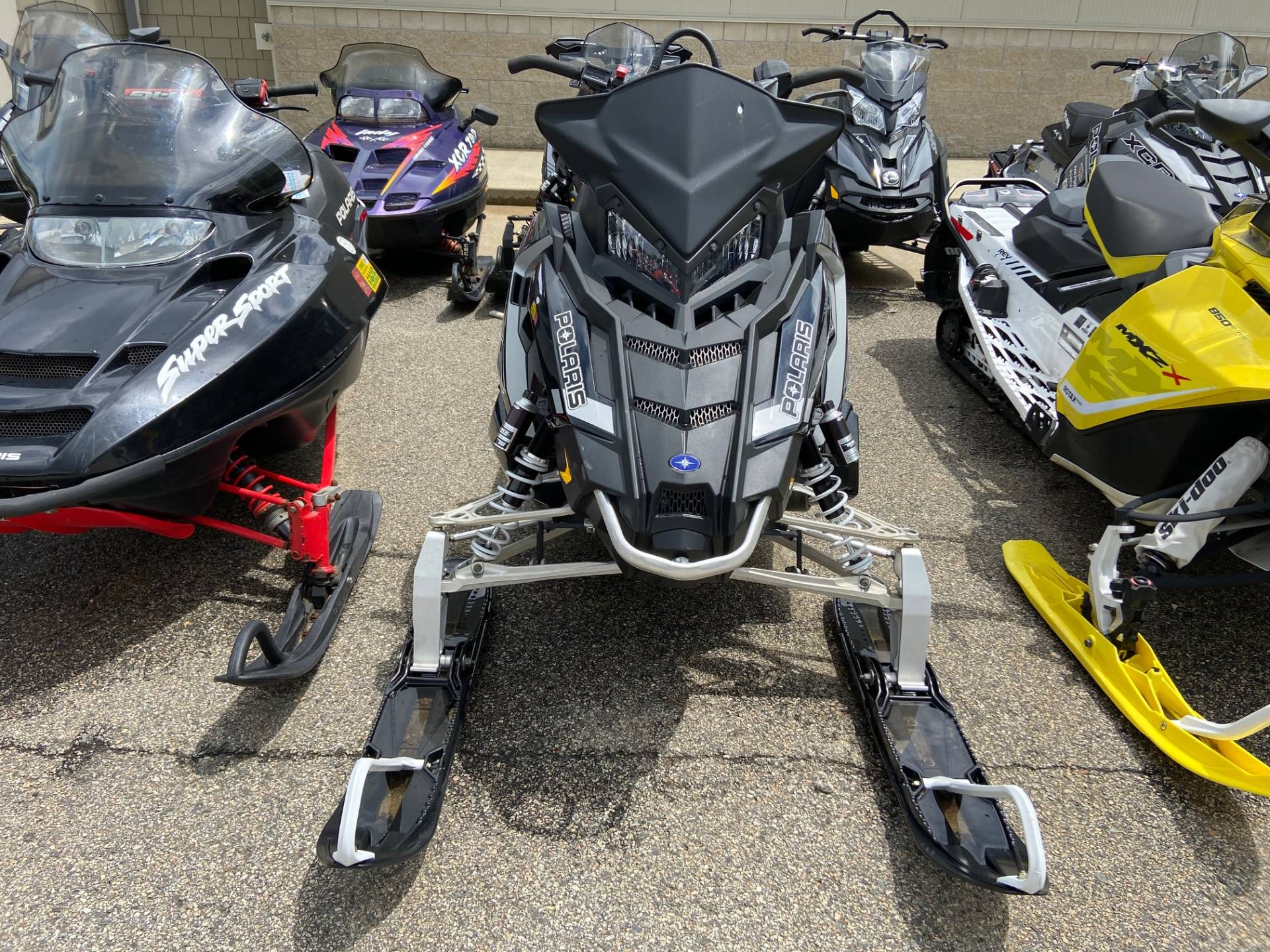 2018 Polaris 800 SKS 146 ES in Barre, Massachusetts - Photo 6