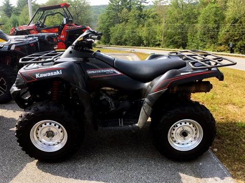 2009 Kawasaki Brute Force 750 in Barre, Massachusetts