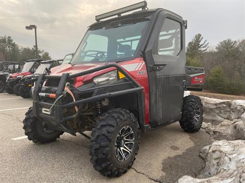 2013 Polaris Ranger XP® 900 EPS LE in Barre, Massachusetts - Photo 1