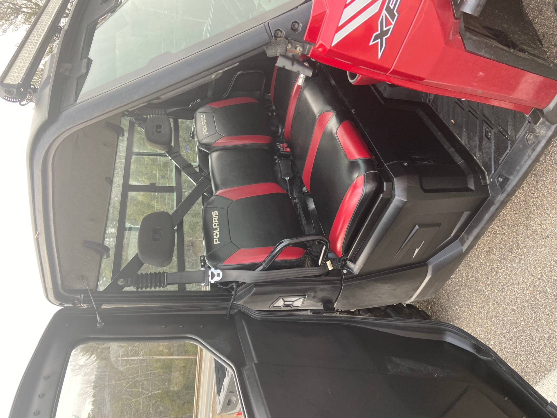 2013 Polaris Ranger XP® 900 EPS LE in Barre, Massachusetts - Photo 8