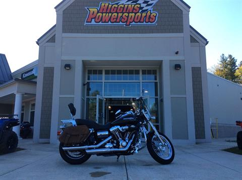 2011 Harley-Davidson Dyna Superglide Custom in Barre, Massachusetts