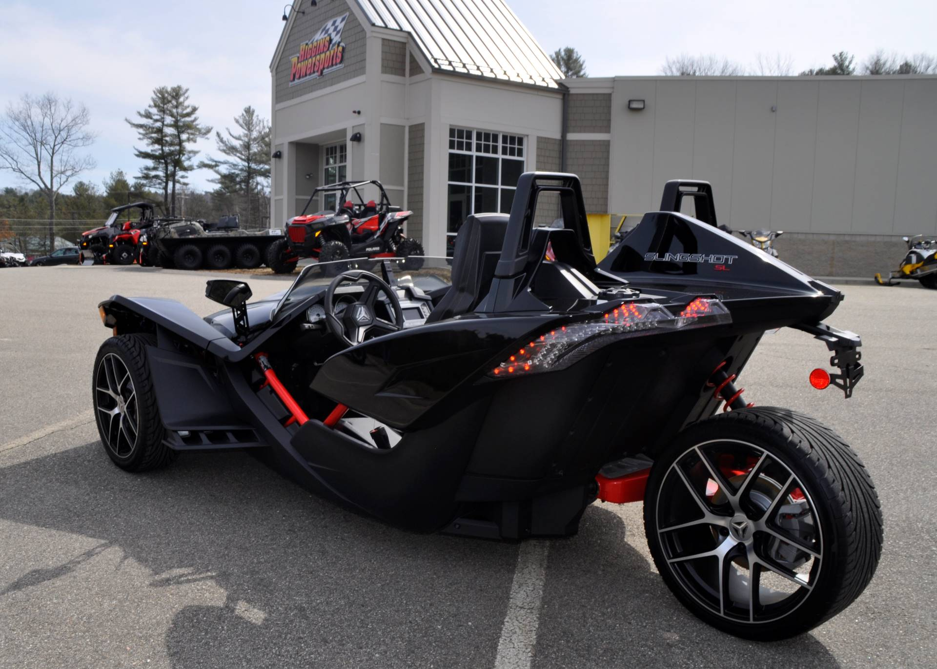 2016 Slingshot Slingshot SL LE in Barre, Massachusetts