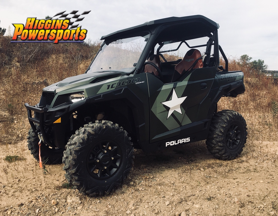 2018 Polaris General 1000 EPS LE in Barre, Massachusetts - Photo 1