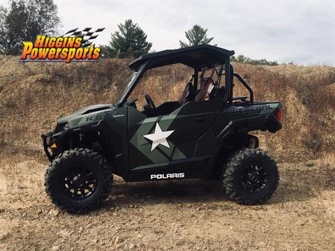 2018 Polaris General 1000 EPS LE in Barre, Massachusetts - Photo 2