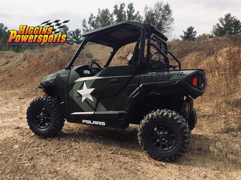 2018 Polaris General 1000 EPS LE in Barre, Massachusetts - Photo 3