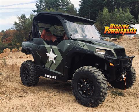 2018 Polaris General 1000 EPS LE in Barre, Massachusetts - Photo 4