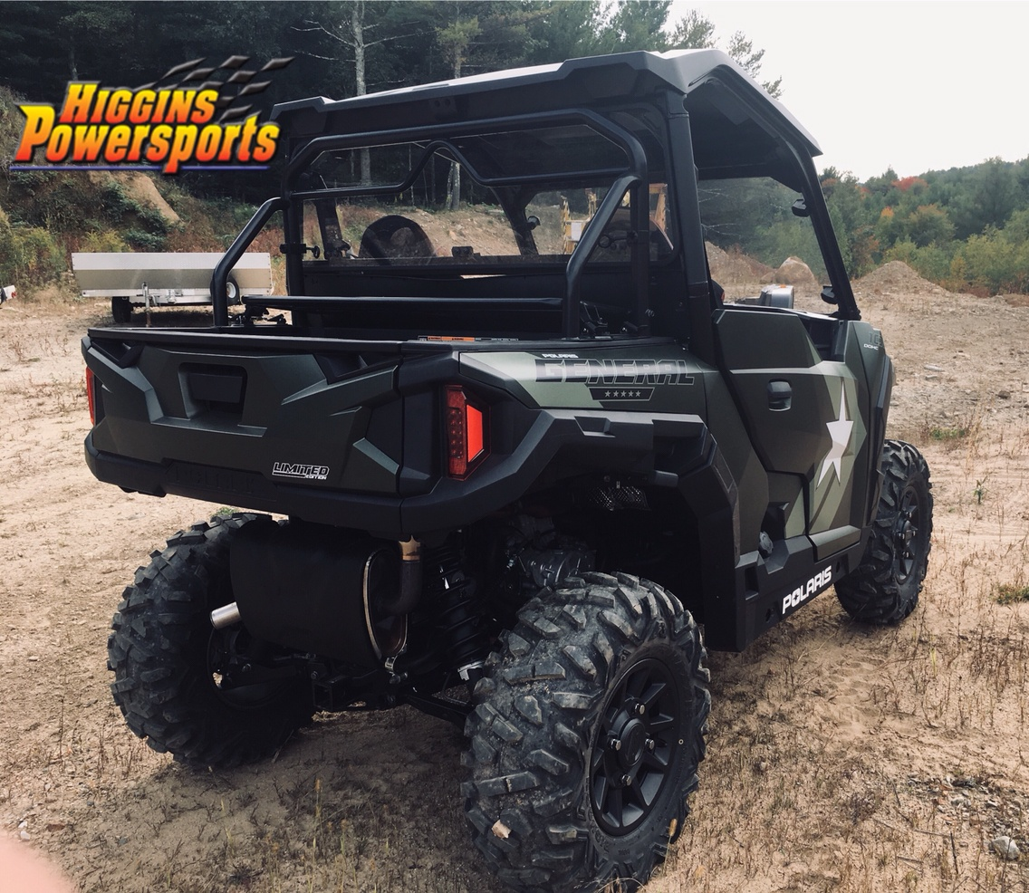 2018 Polaris General 1000 EPS LE in Barre, Massachusetts - Photo 5