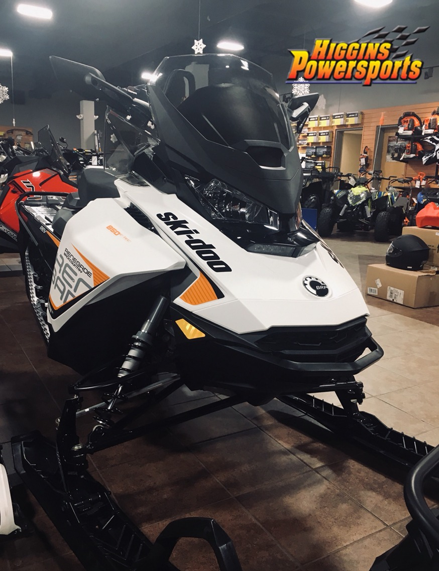 2018 Ski-Doo Renegade Backcountry 850 E-TEC in Barre, Massachusetts - Photo 1