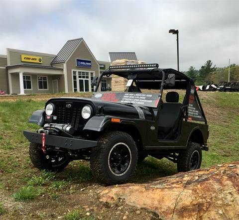 2018 Mahindra Automotive North America ROXOR Limited Edition in Barre, Massachusetts