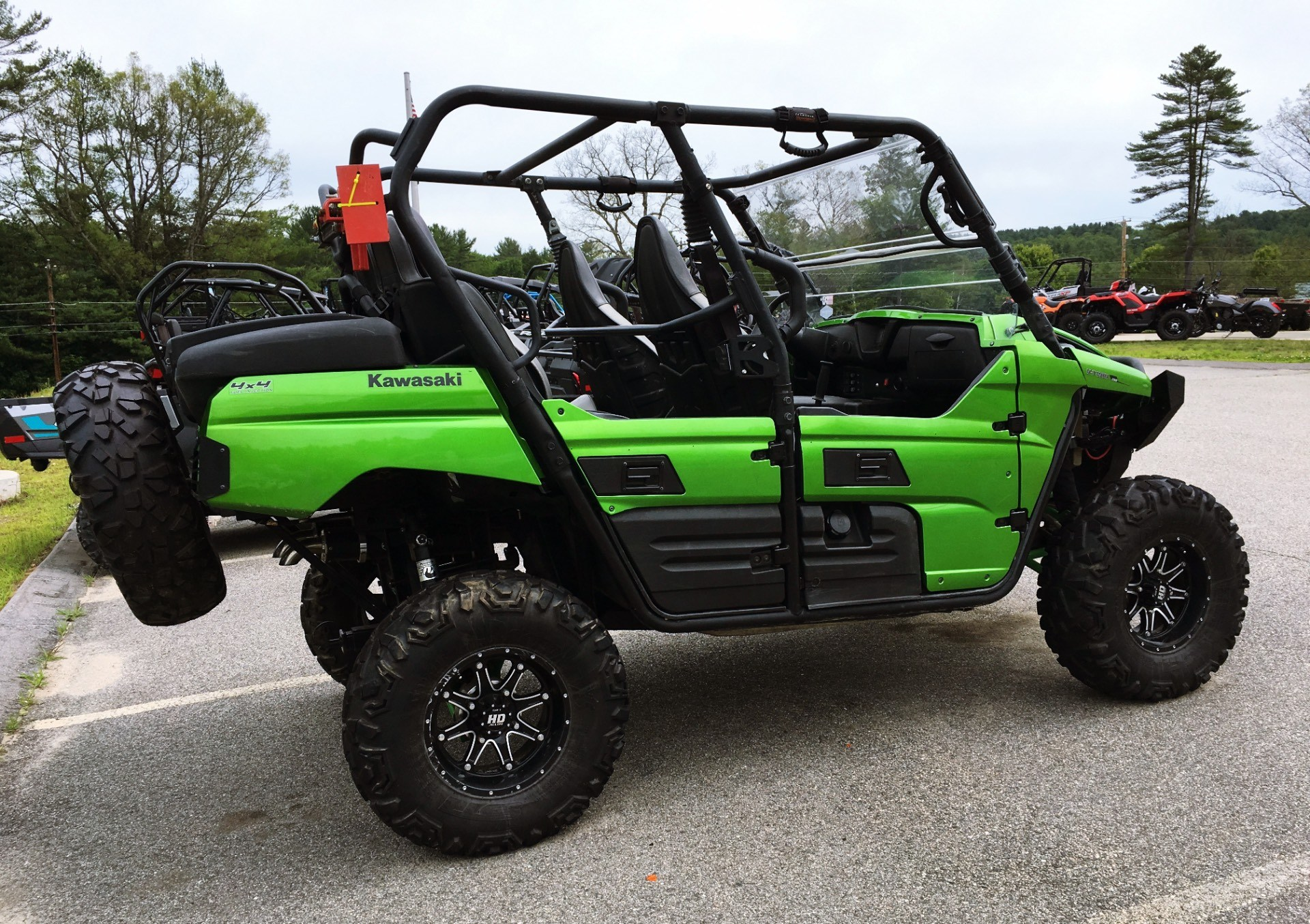 2014 Kawasaki Teryx4 Le For Sale Barre Ma 1668