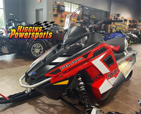 2020 Polaris 550 Indy 121 ES in Barre, Massachusetts - Photo 1