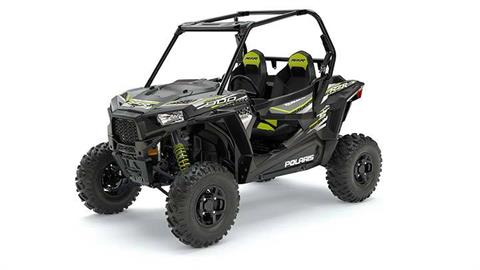 2017 Polaris RZR S 900 EPS TITANIUM MET in Barre, Massachusetts