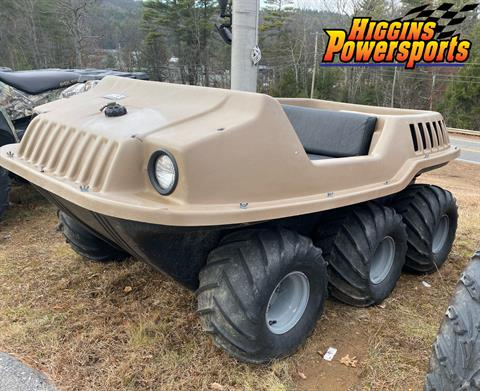 MAX MAX 2 6x6 Amphibious ATV in Barre, Massachusetts - Photo 3