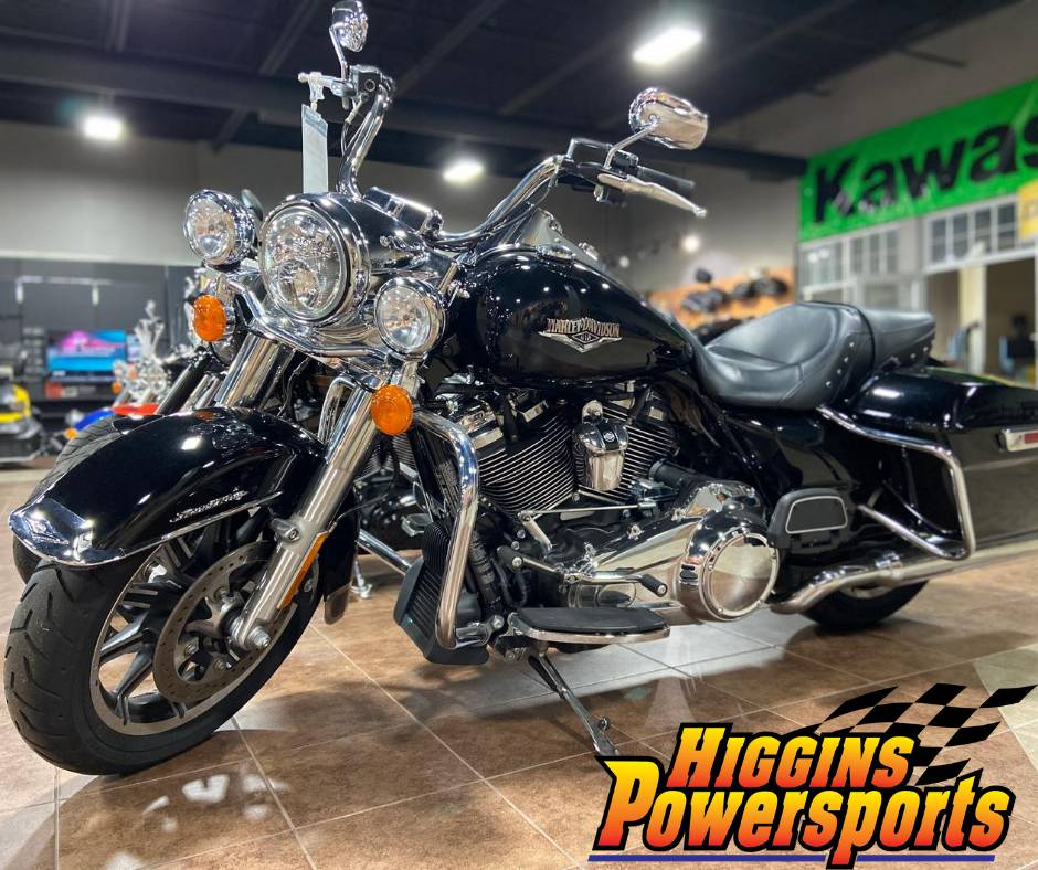 2018 Harley-Davidson Road King® in Barre, Massachusetts - Photo 1