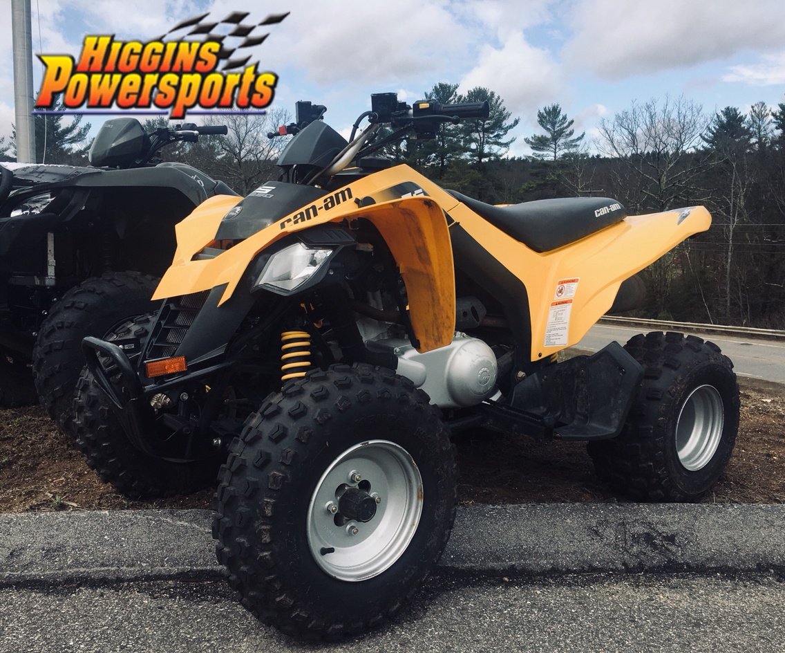 2012 Can-Am DS 250 for sale 107312