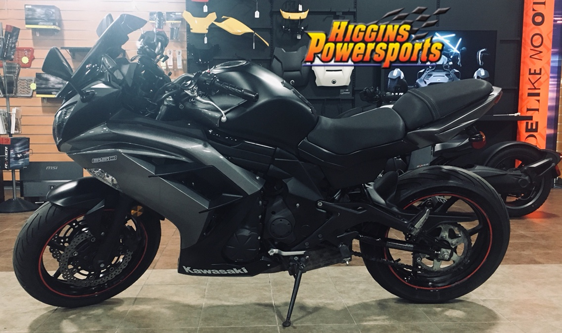 2014 Kawasaki Ninja® 650 in Barre, Massachusetts - Photo 1