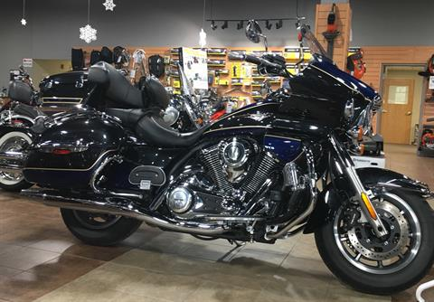 2013 Kawasaki Vulcan® 1700 Voyager® in Barre, Massachusetts