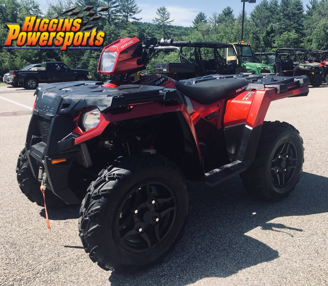 2018 Polaris Sportsman 570 SP in Barre, Massachusetts - Photo 1