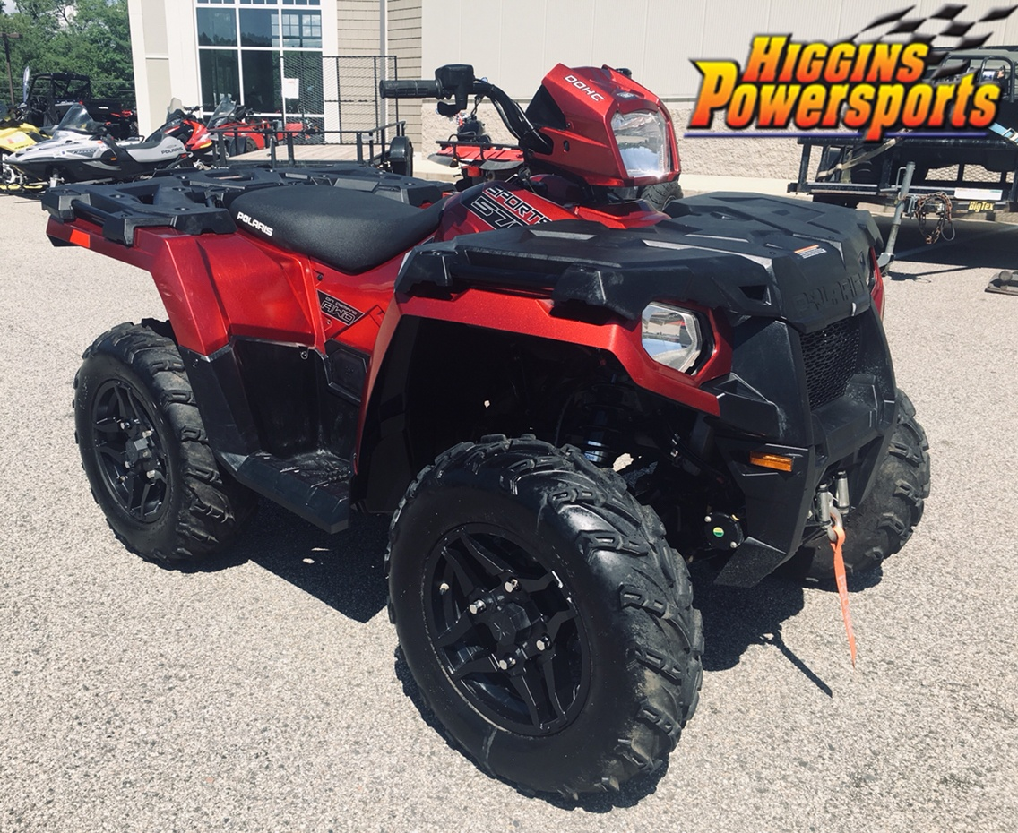 2018 Polaris Sportsman 570 SP in Barre, Massachusetts - Photo 2