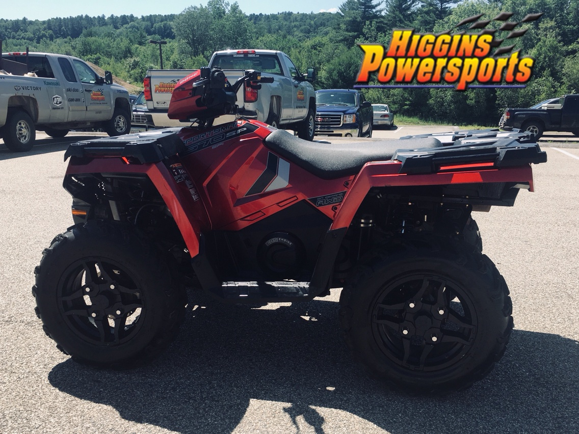 2018 Polaris Sportsman 570 SP in Barre, Massachusetts - Photo 6