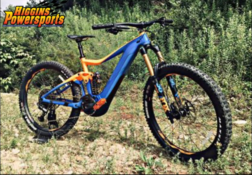 2019 GIANT TRANCE SX E+ 0 PRO in Barre, Massachusetts - Photo 2