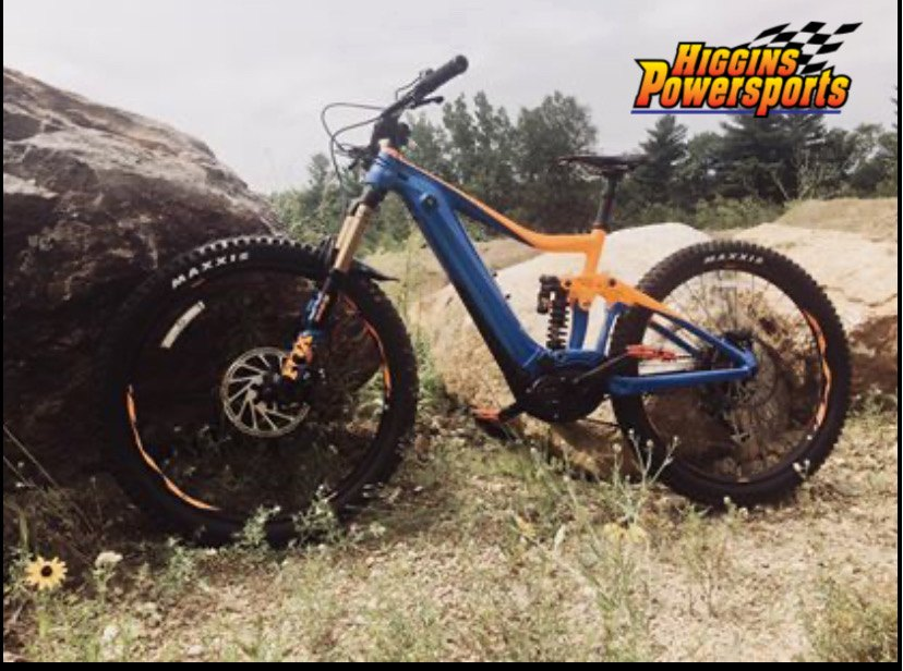 2019 GIANT TRANCE SX E+ 0 PRO in Barre, Massachusetts - Photo 4