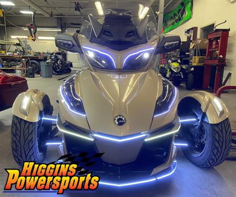 2018 Can-Am Spyder RT Limited in Barre, Massachusetts - Photo 1