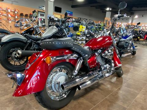 2015 Honda Shadow Aero® in Barre, Massachusetts - Photo 4