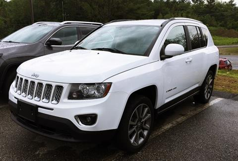 2014 Jeep Compass Limited in Barre, Massachusetts