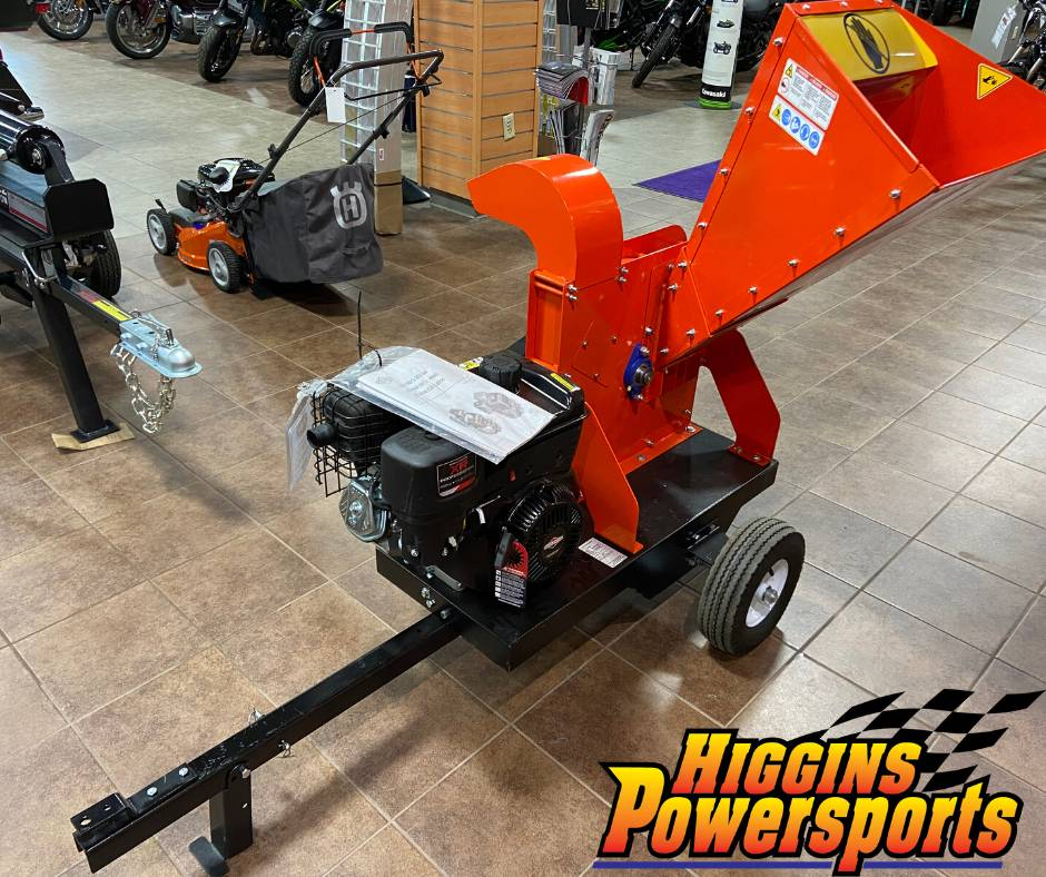 DR Power Equipment 11.5 HP Pro 475 Wood Chipper in Barre, Massachusetts - Photo 1