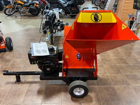 DR Power Equipment 11.5 HP Pro 475 Wood Chipper in Barre, Massachusetts - Photo 6