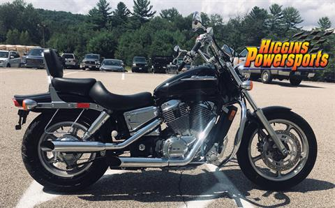 2006 Honda Shadow Spirit™ in Barre, Massachusetts - Photo 1